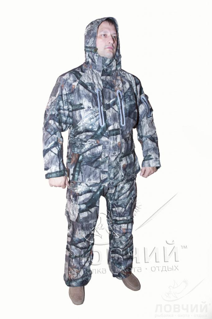 костюм для рыбалки теплый