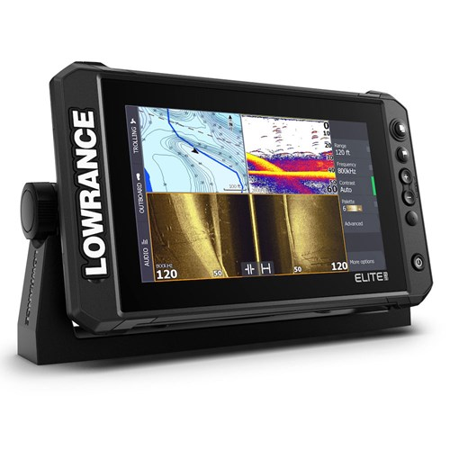 Поступление эхолота Lowrance Elite FS 9 with Active Imagin 3-in-1 Transduser (ROW)!